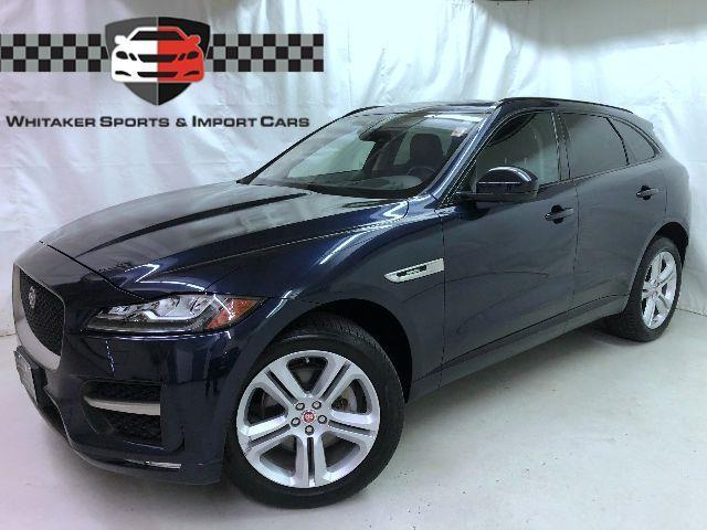 2017 Jaguar F-PACE AWD 35t R-Sport Pano Roof HUD Tow Maplewood MN