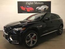 2017_Jaguar_F-PACE S AWD_Blind Spot Lane Assist 20 inch wheels,Meridian Sounds_ Addison TX