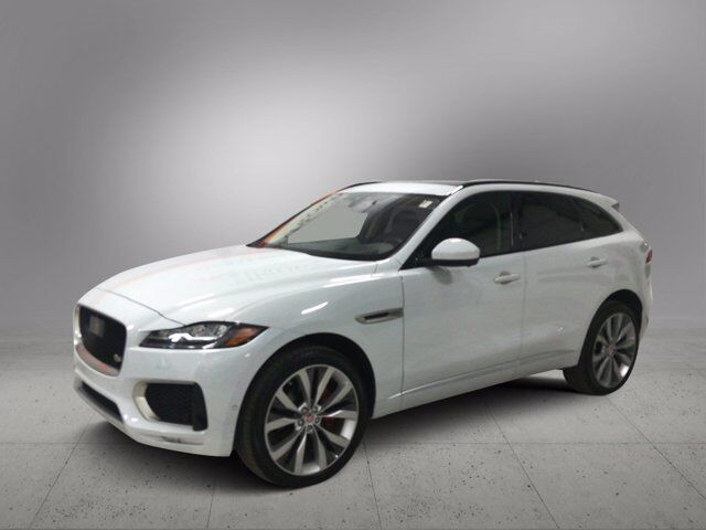 2017 Jaguar F-PACE S Williamsville NY
