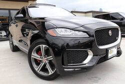 Jaguar F-PACE S CLEAN CARFAX NAVIGATION PANORAMIC ROOF 2017