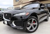 2017 Jaguar F-PACE S CLEAN CARFAX NAVIGATION PANORAMIC ROOF