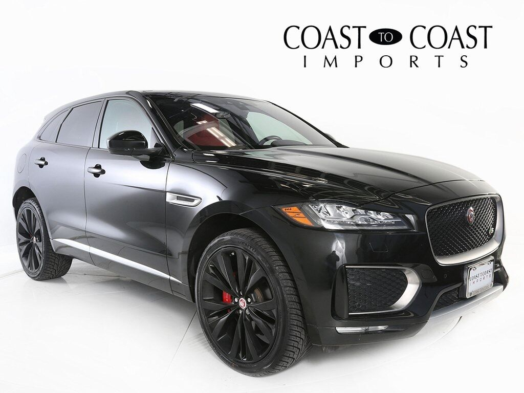 2017 Jaguar F-PACE S Indianapolis IN