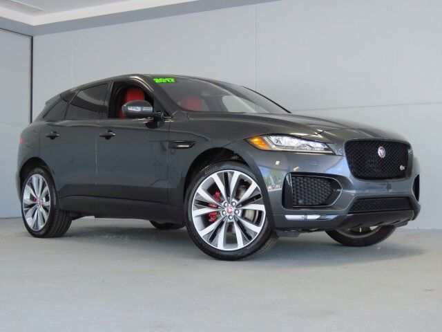2017 Jaguar F-PACE S Merriam KS