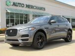 2017 Jaguar F-Pace 35t Premium LEATHER, PANORAMIC SUNROOF, HTD FRONT STS, NAVIGATION, PREMIUM SOUND, UNDER WARRANTY