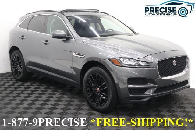 2017 Jaguar F-Pace 35t Prestige Chantilly VA