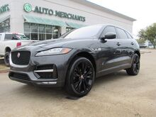 2017_Jaguar_F-Pace_35t R-Sport, Navigation System, Panoramic Roof, Leather, Back-Up Camera, Blind Spot_ Plano TX