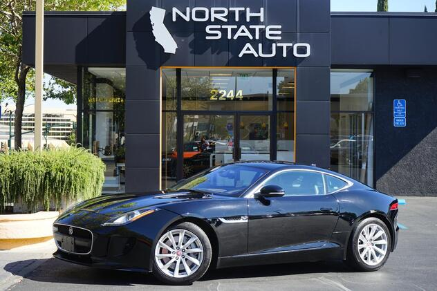 2017_Jaguar_F-TYPE__ Walnut Creek CA