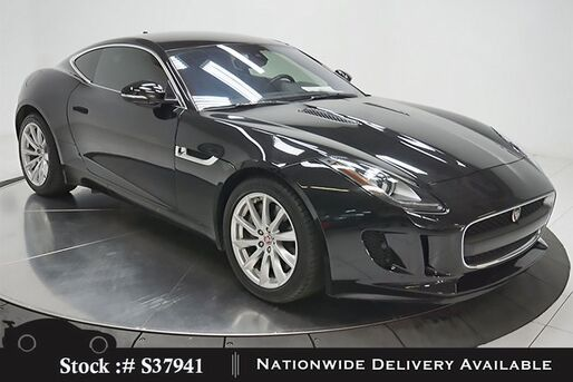 2017_Jaguar_F-TYPE_NAV,HTD STS,KEY-GO,18IN WHLS,HID LIGHTS_ Plano TX