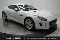 Jaguar F-TYPE NAV,KEY-GO,18IN WHLS,HID LIGHTS 2017