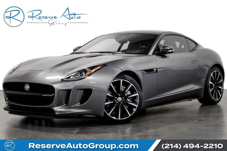 2017 Jaguar F-TYPE Premium Active Exhaust BlackOut Pkg Climate Pkg The Colony TX