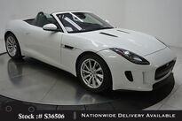 Jaguar F-TYPE Premium Convertible NAV,18IN WLS,HID LIGHTS 2017