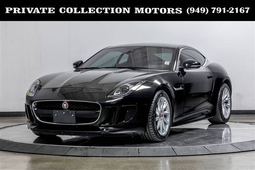 2017 Jaguar F-TYPE Premium Costa Mesa CA