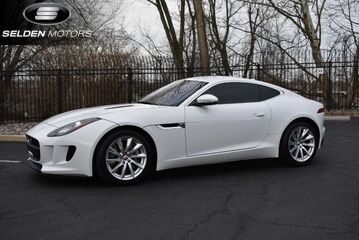 2017_Jaguar_F-TYPE_Premium_ Willow Grove PA