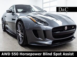2017_Jaguar_F-TYPE_R AWD 550 Horsepower Blind Spot Assist_ Portland OR
