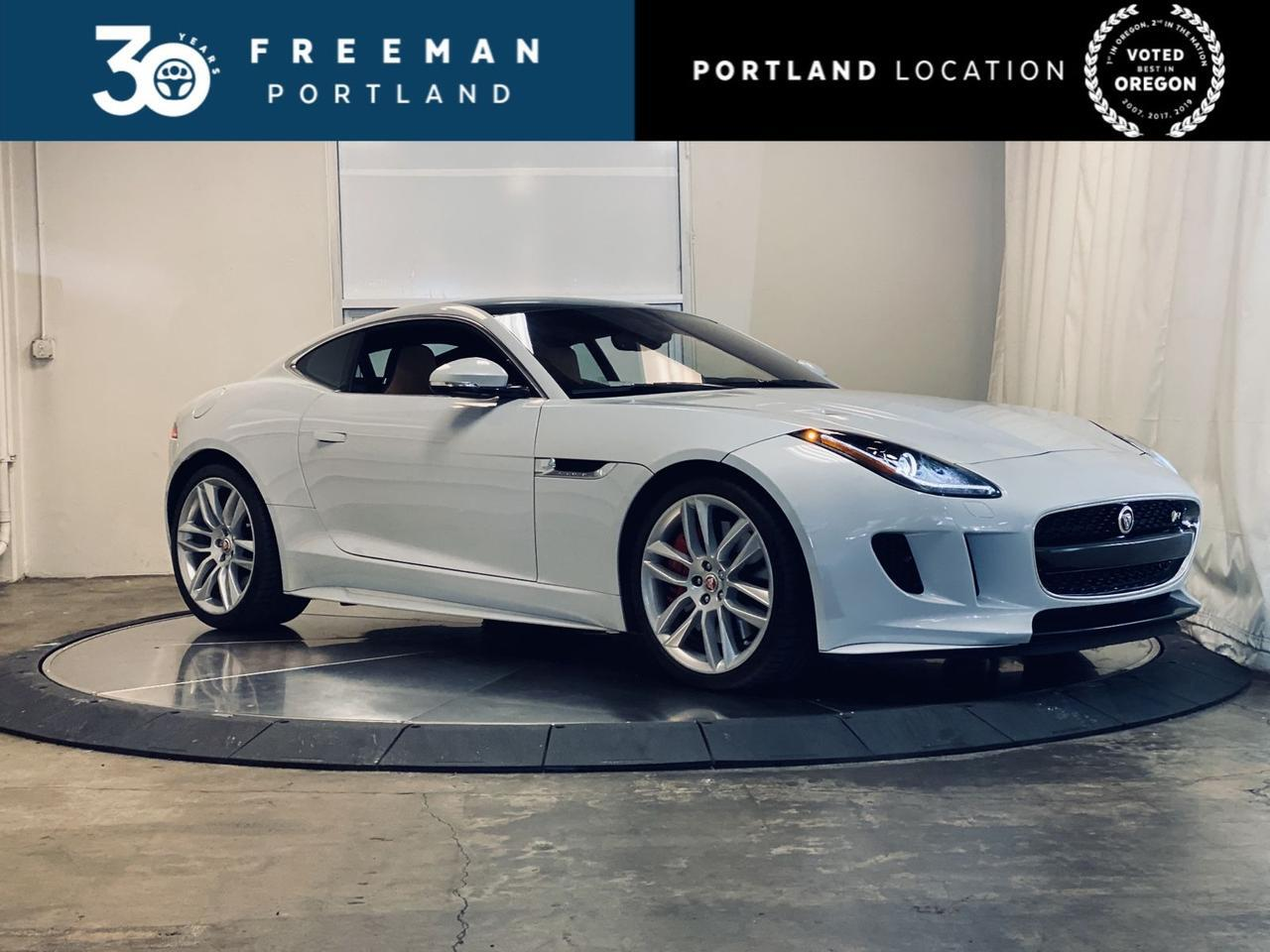 2017 Jaguar F-TYPE R Portland OR