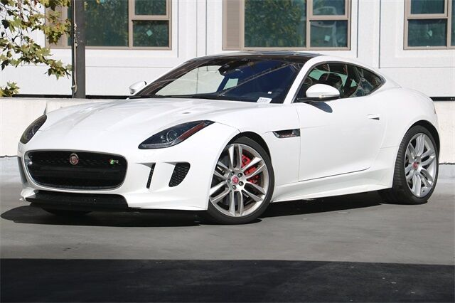 2017 Jaguar F-TYPE R San Francisco CA