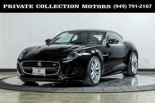 2017 Jaguar F-TYPE S $93,308 MSRP Premium Pkg Costa Mesa CA