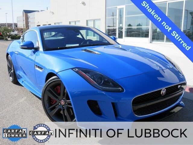 2017 Jaguar F-TYPE S British Design Edition Lubbock TX