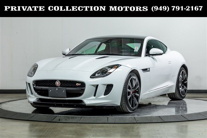 2017_Jaguar_F-TYPE_S_ Costa Mesa CA