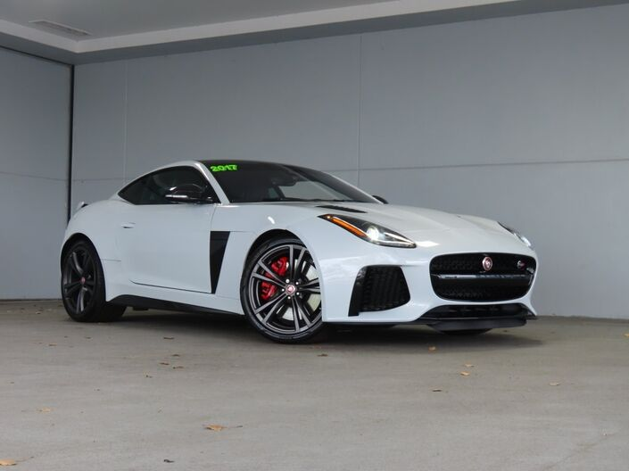 2017 Jaguar F-TYPE SVR Merriam KS