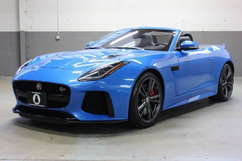 2017 Jaguar F-TYPE SVR Plainview NY