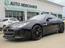 2017_Jaguar_F-Type_Base Coupe 3.0L Supercharged Navigation System, Bluetooth Connection, Climate Control_ Plano TX