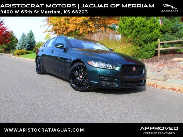 2017 Jaguar XE 20d Prestige Merriam KS