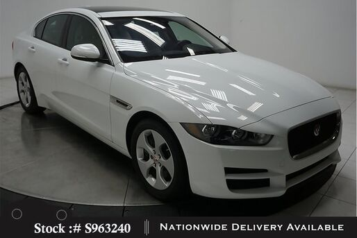 2017_Jaguar_XE_25t NAV,CAM,SUNROOF,KEY-GO,17IN WHLS_ Plano TX