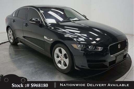 2017_Jaguar_XE_25t NAV,SUNROOF,KEY-GO,17IN WLS_ Plano TX