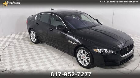 2017_Jaguar_XE_25t Premium PADDLE SHIFTER,BUCKET SEATS,SUN/NAV,BLIND SPOT,BLU_ Euless TX