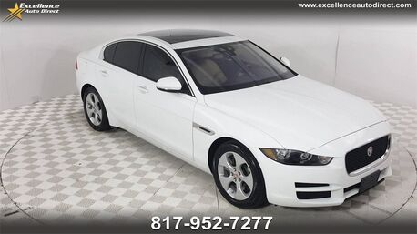 2017_Jaguar_XE_25t Premium,BUCKET SEATS,SUNROOF,HEATED SEATS,BLUETOOT_ Euless TX