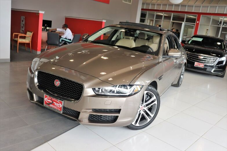 2017 Jaguar XE 35t Premium Cold Weather Package Vision Package Navigation System Sunroof Springfield NJ