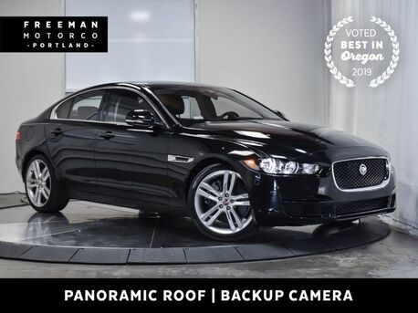 2017_Jaguar_XE_35t Prestige Heated Seats Navigation Panoramic Roof_ Portland OR