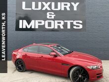 2017_Jaguar_XE_35t Prestige_ Leavenworth KS