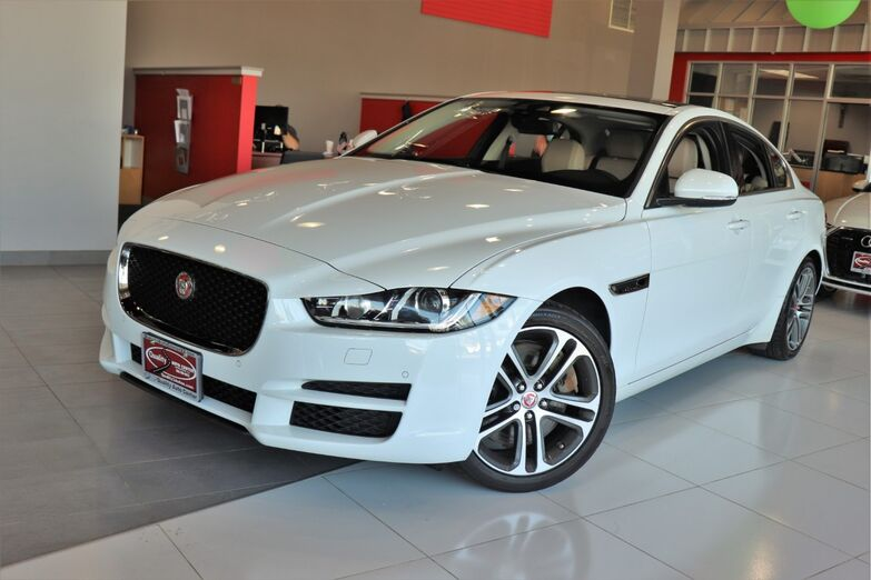 2017 Jaguar XE 35t Prestige Vision Technology Comfort and Convenience Package Heated Windshield Sunroof Navigation 1 Owner Springfield NJ