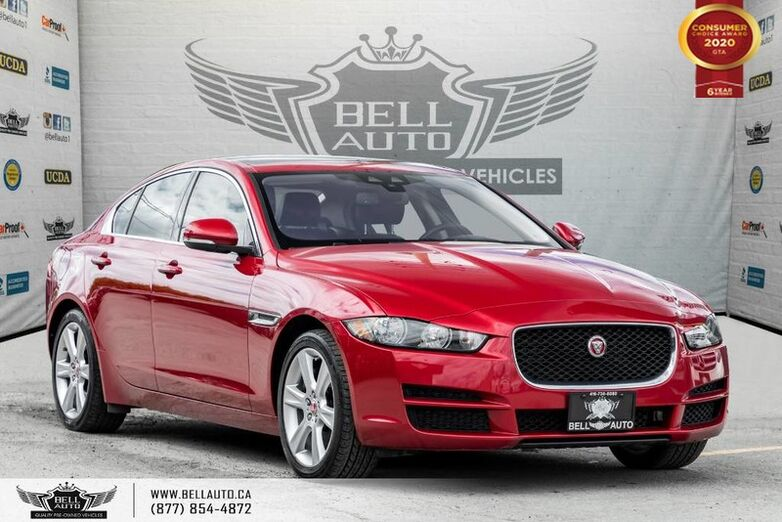 2017 Jaguar XE Prestige, NO ACCIDENT, AWD, NAVI, REAR CAM, SUNROOF Toronto ON