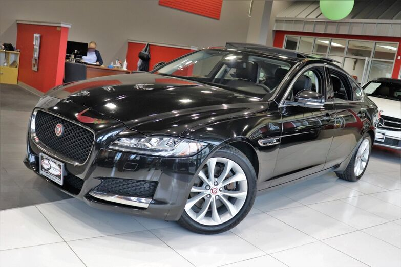 2017 Jaguar XF 20d Premium Vision Cold Climate Package Navigation System Sunroof 1 Owner Springfield NJ