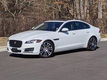 2017_Jaguar_XF_35t_ Cary NC