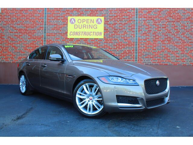 2017 Jaguar XF 35t Prestige Kansas City KS