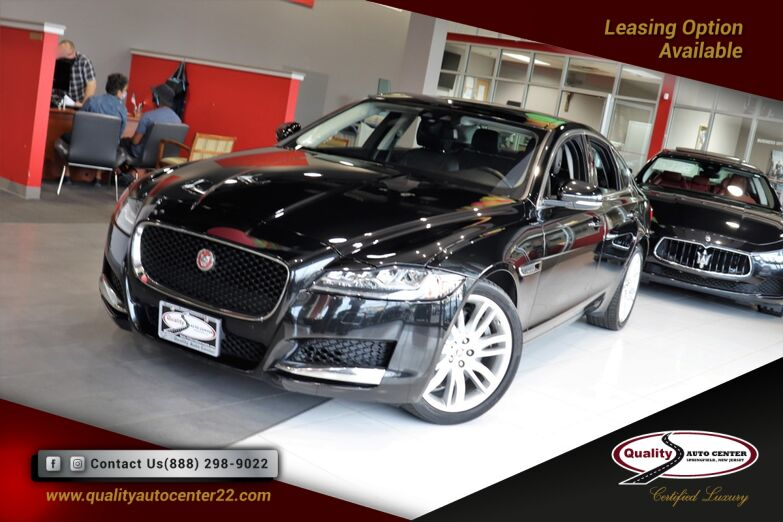 2017 Jaguar XF 35t Prestige Vision Comfort And Convenience Package Heated Windshield Navigation Sunroof 1 Owner Springfield NJ