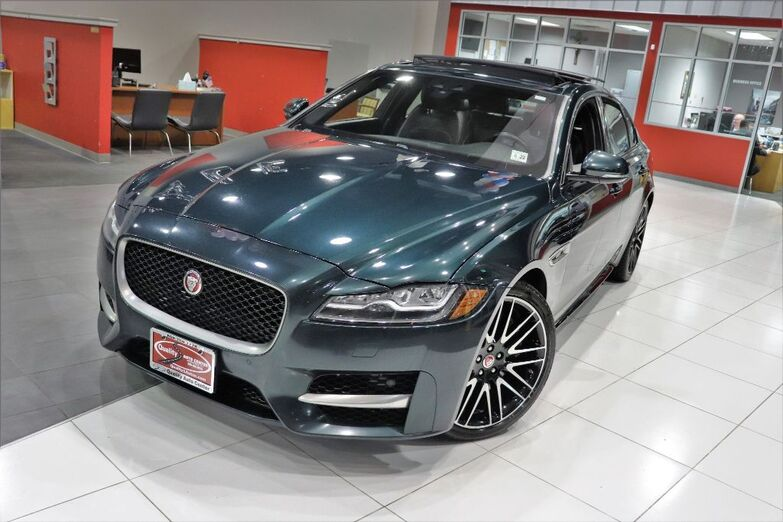 2017 Jaguar XF 35t R-Sport 20 Inch Wheels Navigation Sunroof Heated Windshield Springfield NJ