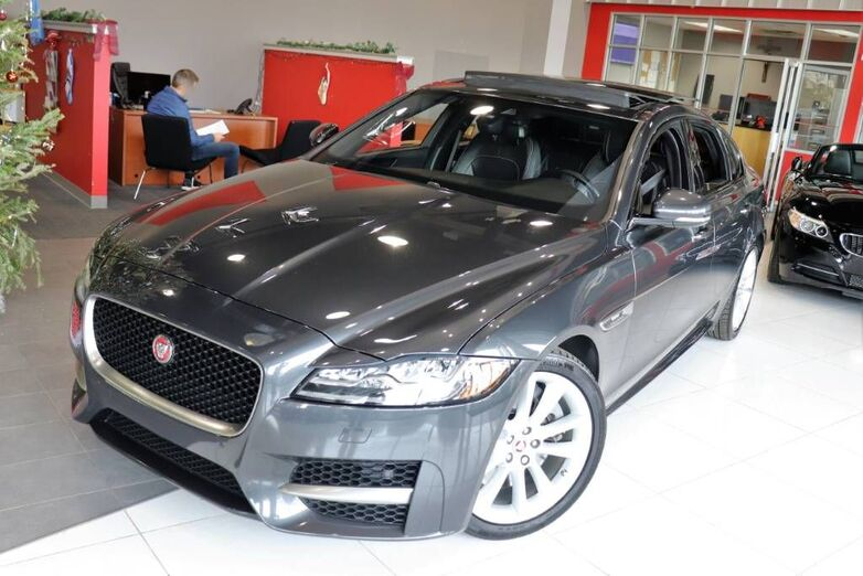 2017 Jaguar XF 35t R-Sport Technology Comfort & Convenience Navigation Sunroof 1 Owner Springfield NJ