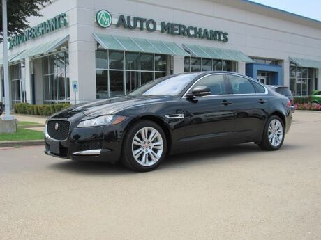 2017 Jaguar XF-Series 35t Premium AWD NAV, SUNROOF, BACKUP CAM, HTD SEATS, BLUETOOTH, SAT RADIO, PUSH BUTTON, CD PLAYER Plano TX