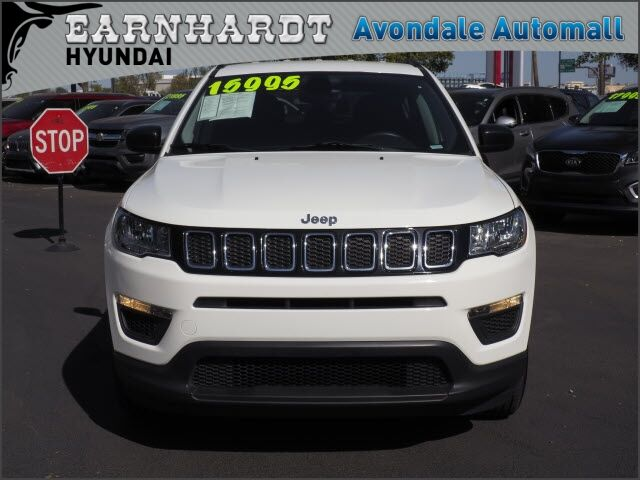 2017 Jeep All-New Compass 4d SUV 4WD Sport Avondale AZ