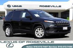 2017_Jeep_Cherokee__ Roseville CA