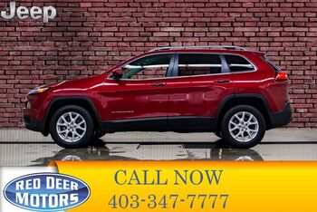 2017_Jeep_Cherokee_4x4 North BCam_ Red Deer AB