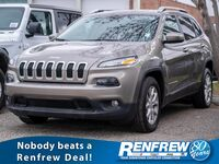 Jeep Cherokee 75th Anniversary, Heated Seats, Remote Start, Bluetooth, SiriusX 2017