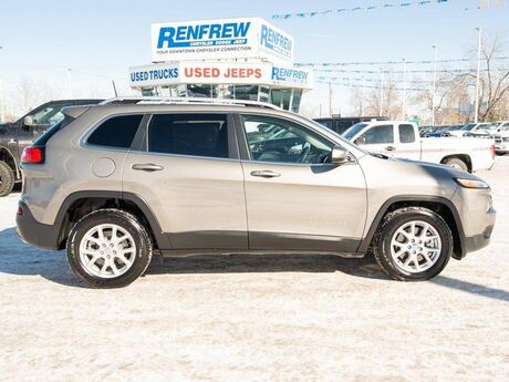 2017 Jeep Cherokee 75th Anniversary, Heated Seats, Remote Start, Bluetooth, SiriusXM Calgary AB
