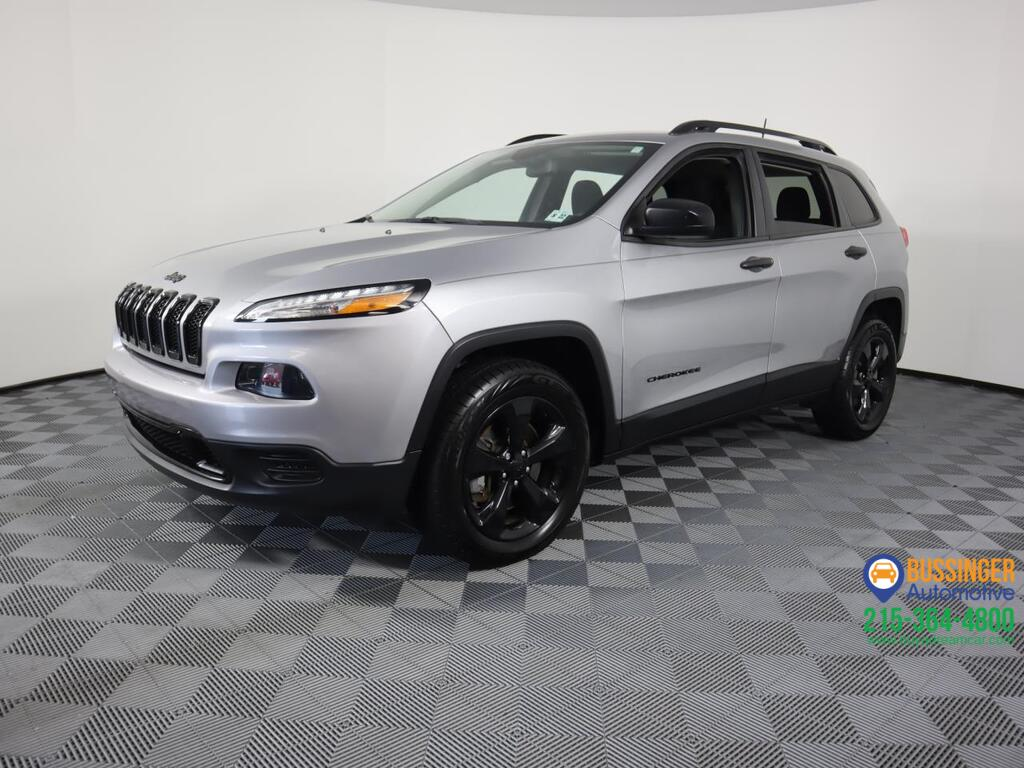 2017 Jeep Cherokee Altitude 4x4 Feasterville PA