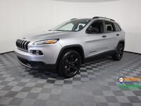 2017 Jeep Cherokee Altitude 4x4